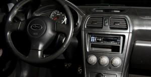 Аквапечать Subaru - общий вид