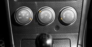 Аквапечать Subaru - блок управление климатом