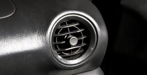 Аквапечать Subaru - боковой воздуховод