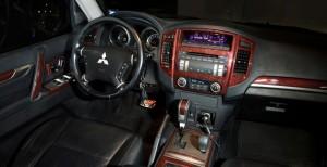 Аквапечать Mitsubishi Pajero IV - общий вид