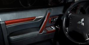Аквапечать Mitsubishi Pajero IV - дверка