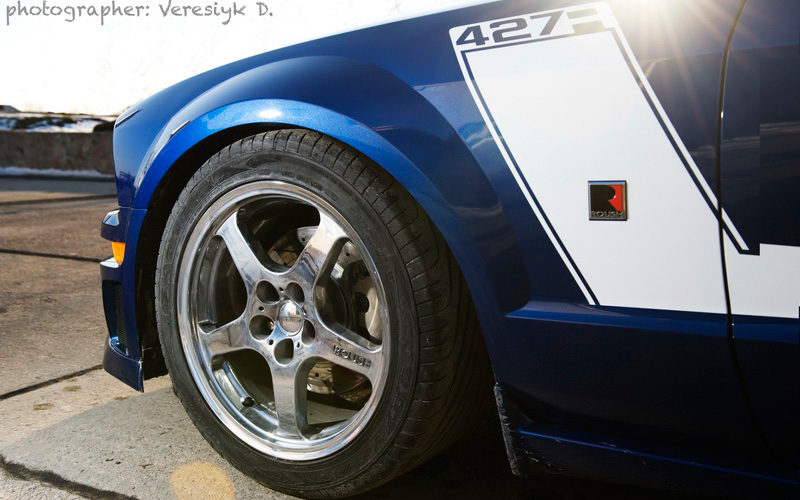 Mustang Roush диски