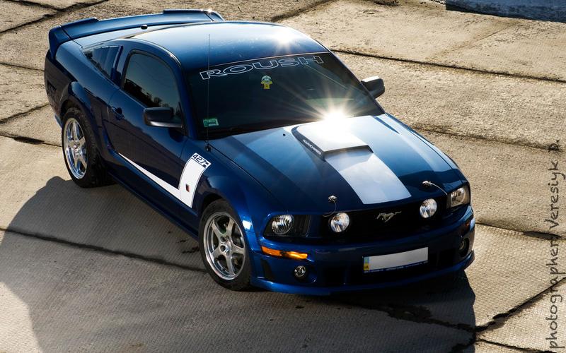 Mustang Roush